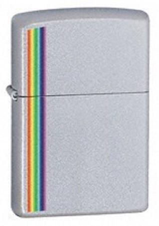 Широкая зажигалка Zippo Colors 24340 - фото 8183
