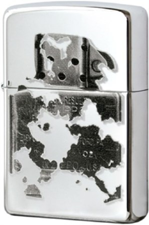 Широкая зажигалка Zippo insert 316 - фото 8207