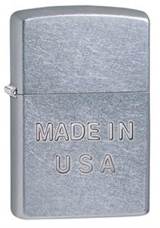 Зажигалка Zippo Made In USA 28491 - фото 8215