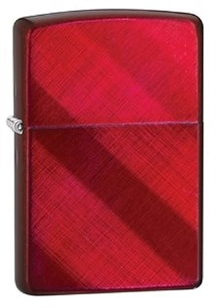 Широкая зажигалка Zippo Red Ribbon 28353 - фото 8230
