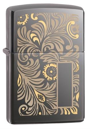 Зажигалка Zippo Classic с покрытием Black Ice® 49162 - фото 8480