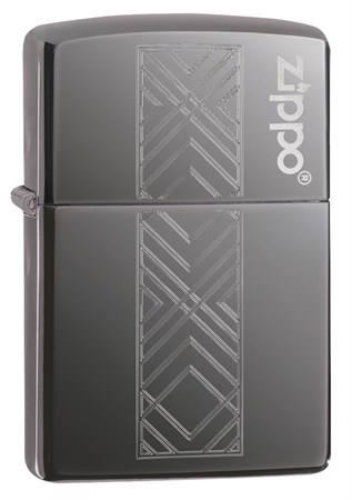 Зажигалка Zippo Classic с покрытием Black Ice® 49163 - фото 8486