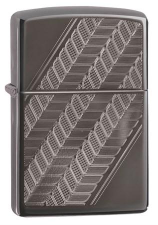 Зажигалка Zippo Classic с покрытием Black Ice® 49166 - фото 8504