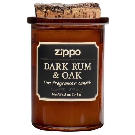 Ароматизированная свеча Zippo Dark Rum & Oak 70016 - фото 8651