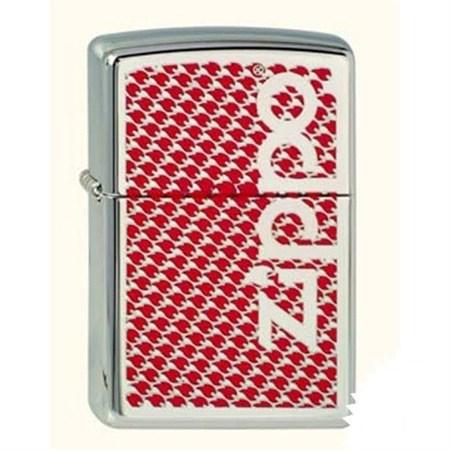 Зажигалка Zippo Zippo&Flames 200 - фото 8728