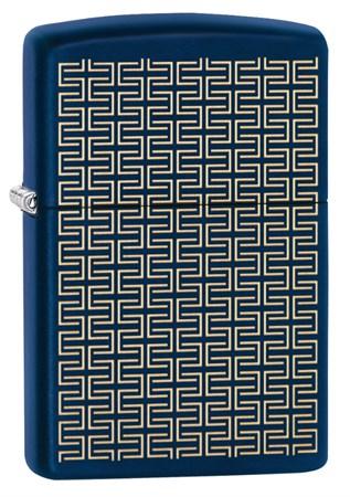 Зажигалка ZIPPO Navy Blue Matte 49232 - фото 8992
