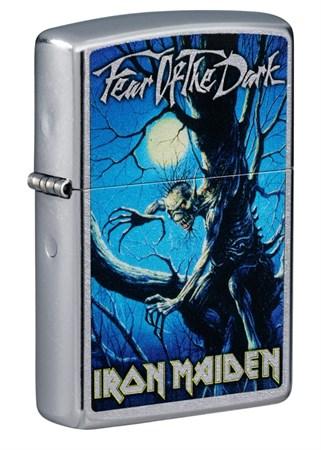 Зажигалка ZIPPO Iron Maiden 49234 - фото 9122