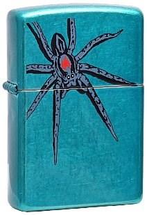 Зажигалка широкая Zippo Spider 24004 - фото 9286