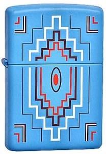 Зажигалка широкая Zippo Southwest (MP315149) 21124 - фото 9290