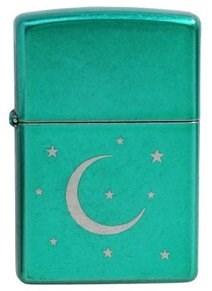 Зажигалка широкая Zippo Moon&Stars (490.043) 21066 - фото 9292