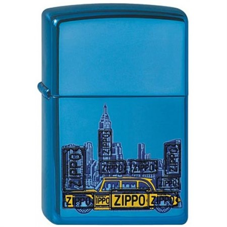 Зажигалка Zippo Taxi 20446 - фото 9304