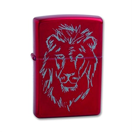Зажигалка Zippo Lion 21063 - фото 9306