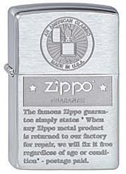 Зажигалка Zippo History 200 - фото 9313