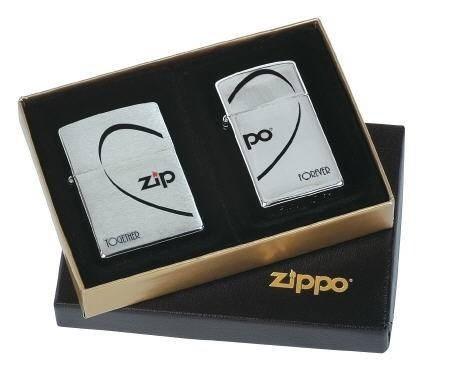 Подарочный набор Zippo COMB Together (290.058) - фото 9319
