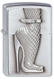 Зажигалка Zippo 200 High Heels Emblem - фото 9339
