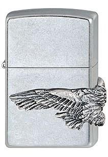 Зажигалка Zippo 207 Eagle Emblem - фото 9343