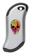 Аккумуляторная грелка USB Zippo Colorful Skull: HeatBank 9s
