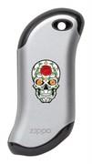 Аккумуляторная грелка USB Zippo Rose Sugar Skull: HeatBank 9s