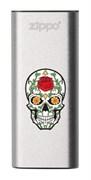 Аккумуляторная грелка USB Zippo Rose Sugar Skull: HeatBank 3