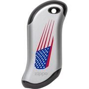 Аккумуляторная грелка USB Zippo American Flag: HeatBank 9s