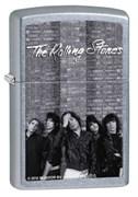 Широкая зажигалка Zippo Rolling Stones 28428