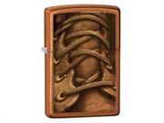 Широкая зажигалка Zippo Boot Laces 28672