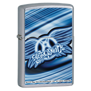Широкая зажигалка Zippo Aerosmith 24570