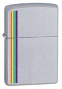 Широкая зажигалка Zippo Colors 24340