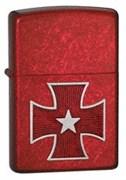 Широкая зажигалка Zippo Starry cross 21150