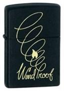 Широкая зажигалка Zippo Windproof 24481