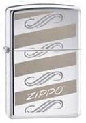 Широкая зажигалка Zippo Windswept Zippo 24456