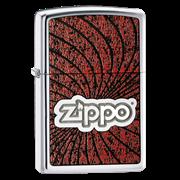 Широкая зажигалка Zippo Spiral 24804