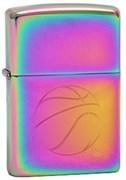 Широкая зажигалка Zippo Basketball 151