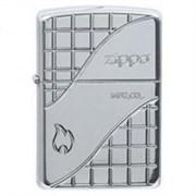 Широкая зажигалка Zippo Armor Deep 20977