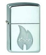Широкая зажигалка Zippo Classic 20979