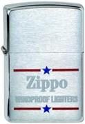 Широкая зажигалка Zippo Windproof 200