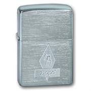 Широкая зажигалка Zippo Zippo romb 200