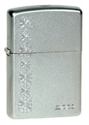 Широкая зажигалка Zippo Border Design 205