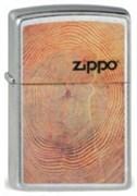 Широкая зажигалка Zippo Tree ring 235