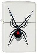 Широкая зажигалка Zippo Spider 214