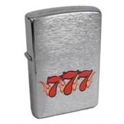 Широкая зажигалка Zippo SV-7 24491