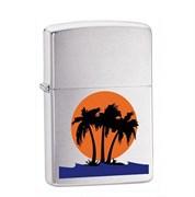 Широкая зажигалка Zippo SV-Sunset 24493