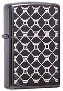 Широкая зажигалка Zippo Grill (2.003.667) MP324784- 24756