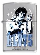 Широкая зажигалка Zippo Elvis 24867
