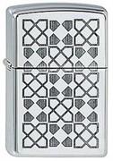 Широкая зажигалка Zippo Art Deco 4 254
