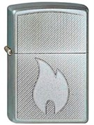 Широкая зажигалка Zippo Flame Design 267