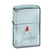 Широкая зажигалка Zippo since 1932 295