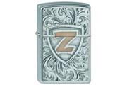Широкая зажигалка Zippo Zshield 327