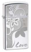 Широкая зажигалка Zippo Lighter 24816