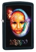 Широкая зажигалка Zippo Classic 28669